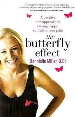 The Butterfly Effect t Teen Girls- Doubleday Australia Pty Ltd