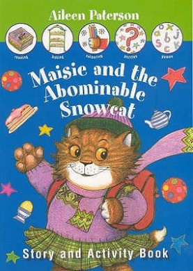Maisie and the Abominable Snow Cat: Story and Activity Book
