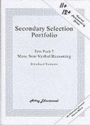 Secondary Selection Portfolio