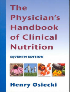 The Physician's Handbook of Clinical Nutrition