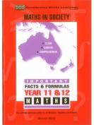 Important Facts & Formulas