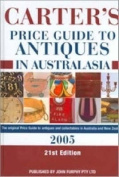 Carter's Price Guide to Antiques in Australasia
