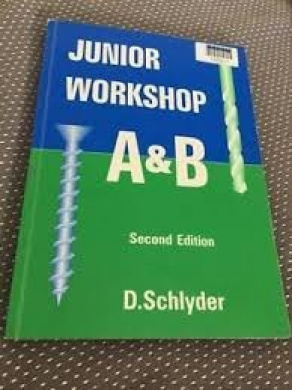 Junior Workshop A & B (Second Edition)