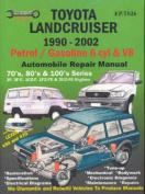 Toyota Landcruiser 1990-2002 Petrol/Gasoline 6 Cyl and V8