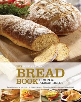 The New Zealand Bread Book [Paperback]