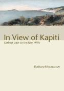 In View of Kapiti
