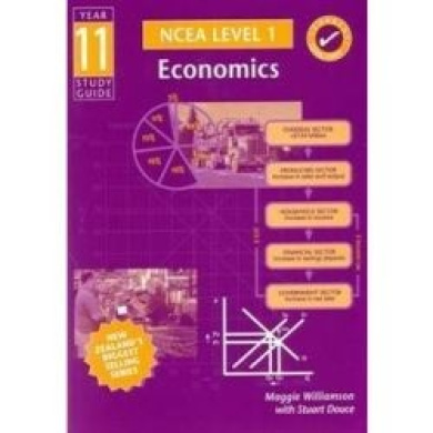 Year 11 NCEA Economics Study Guide (ESA Study Guides)
