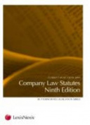 Butterworths Company Law Statutes