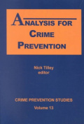 Analysis for Crime Prevention