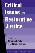 Critical Issues in Restorative Justice