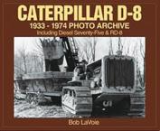 Caterpillar D-8 1933-1974 Photo Archive