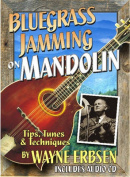 Bluegrass Jamming on Mandolin Book/CD Set