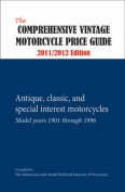 The Comprehensive Vintage Motorcycle Price Guide