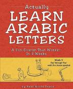 Actually Learn Arabic Letters Week 3