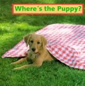 Where's the Puppy? (Photoflap Board Books) [Board book]