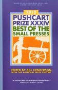 The Pushcart Prize XXXIV