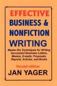 Effective Business & Nonfiction Writing