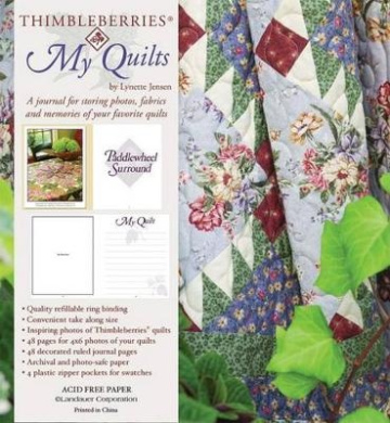Thimbleberries My Quilts