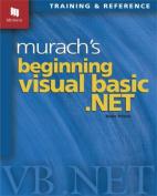 Murach's Beginning Visual Basic.NET