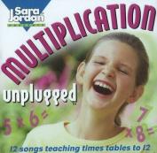 Multiplication Unplugged CD [Audio]