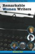 Remarkable Women Writers