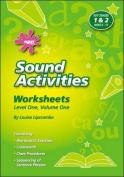 Sounds Activities: Worksheets