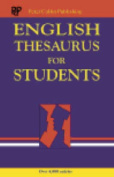 English Thesaurus for Students