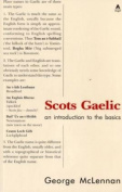 Scots Gaelic - A Brief Introduction