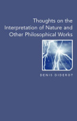 Thoughts on the Interpretation of Nature