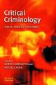 Critical Criminology