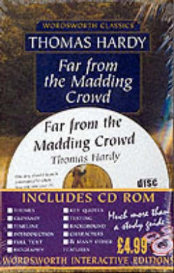 Far from the Madding Crowd (Wordsworth Hardback Library)