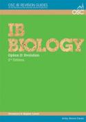 IB Biology - Option D