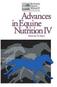 Advances in Equine Nutrition