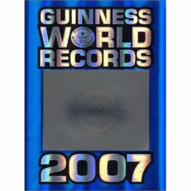 Guinness World Records: 2007