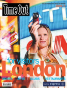 """Time Out"" London Visitors Guide"
