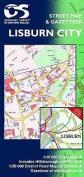 Lisburn Street Map