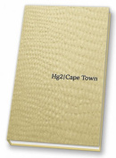 Hg2: A Hedonist's Guide to Cape Town (Hg2
