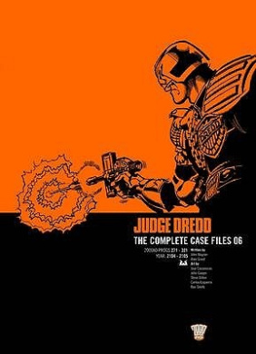 Judge Dredd: v. 6: Complete Case Files
