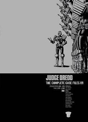 Judge Dredd: v. 9: Complete Case Files