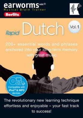 Berlitz Language: Rapid Dutch: v. 1 (Berlitz Rapid)