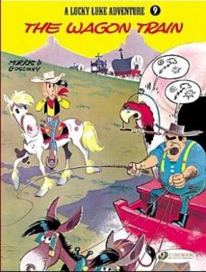 The Wagon Train (Lucky Luke Adventure S.)