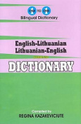One to One English-Lithuanian/Lithuanian-English Combined Dictionary