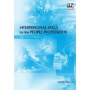 Interpersonal Skills for the People Professions