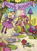 Happy Birthday - Fairies