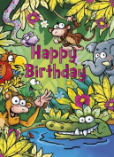 Happy Birthday - Jungle