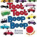 Toot Toot Beep Beep [Board book]