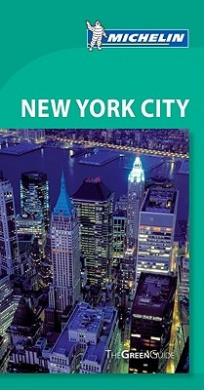 Tourist Guide New York City: 2010 (Michelin Green Guides)