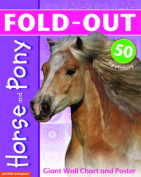 Fold-Out Horse and Pony