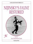 Nijinsky's Faune Restored