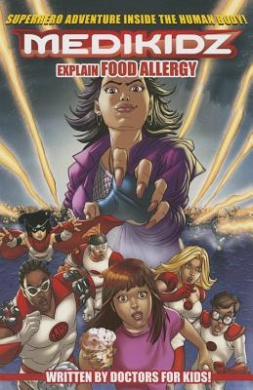 Medikidz Explain Food Allergy What's Up with Paulina?